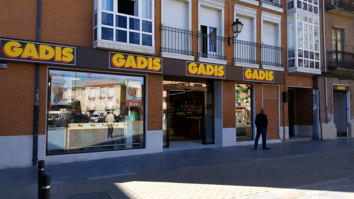 GADISA REFUERZA SU PRESENCIA EN CASTILLA Y LEÓN Y GENERA 7 EMPLEOS DIRECTOS CON LA REAPERTURA DE UN SUPERMERCADO EN MEDINA DEL CAMPO