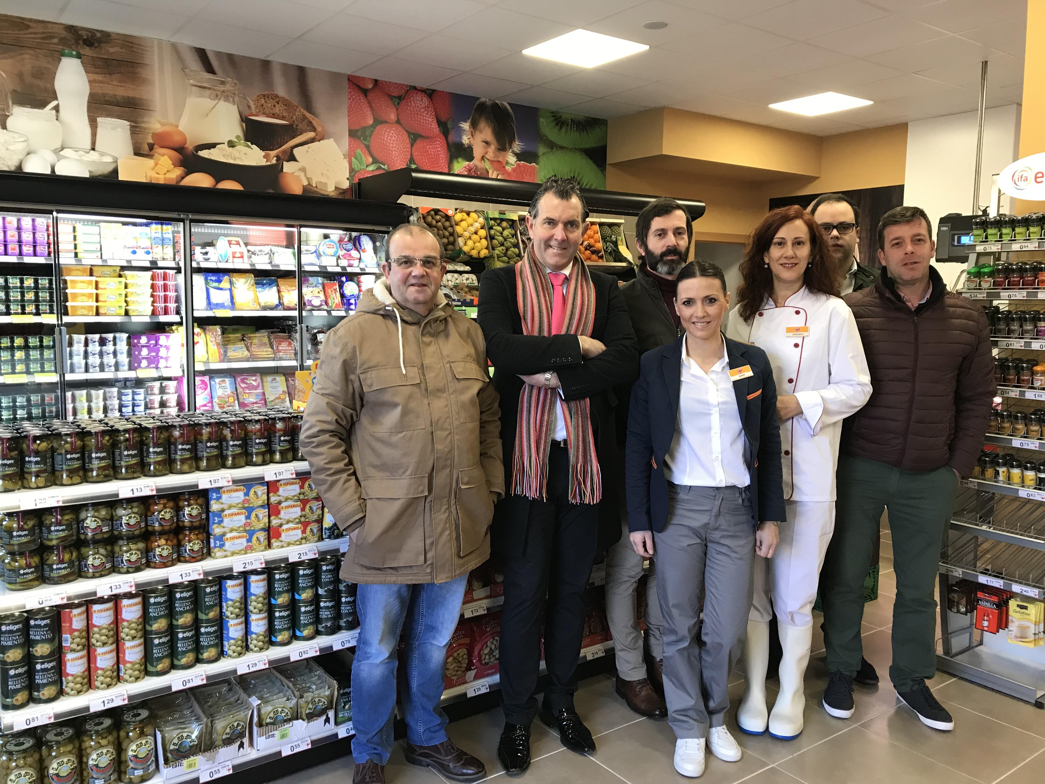 GADISA AMPLÍA SU RED DE FRANQUICIAS CLAUDIO EN CASTILLA Y LEÓN CON UNA APERTURA EN LA LOCALIDAD BERCIANA DE CABAÑAS RARAS