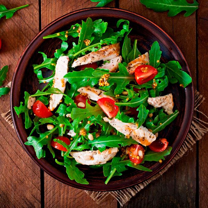 Una ensalada perfecta para el menú de su restaurante