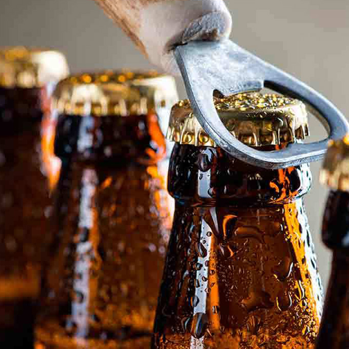 Maridaje de cerveza y queso, una tendencia al alza en hostelería.