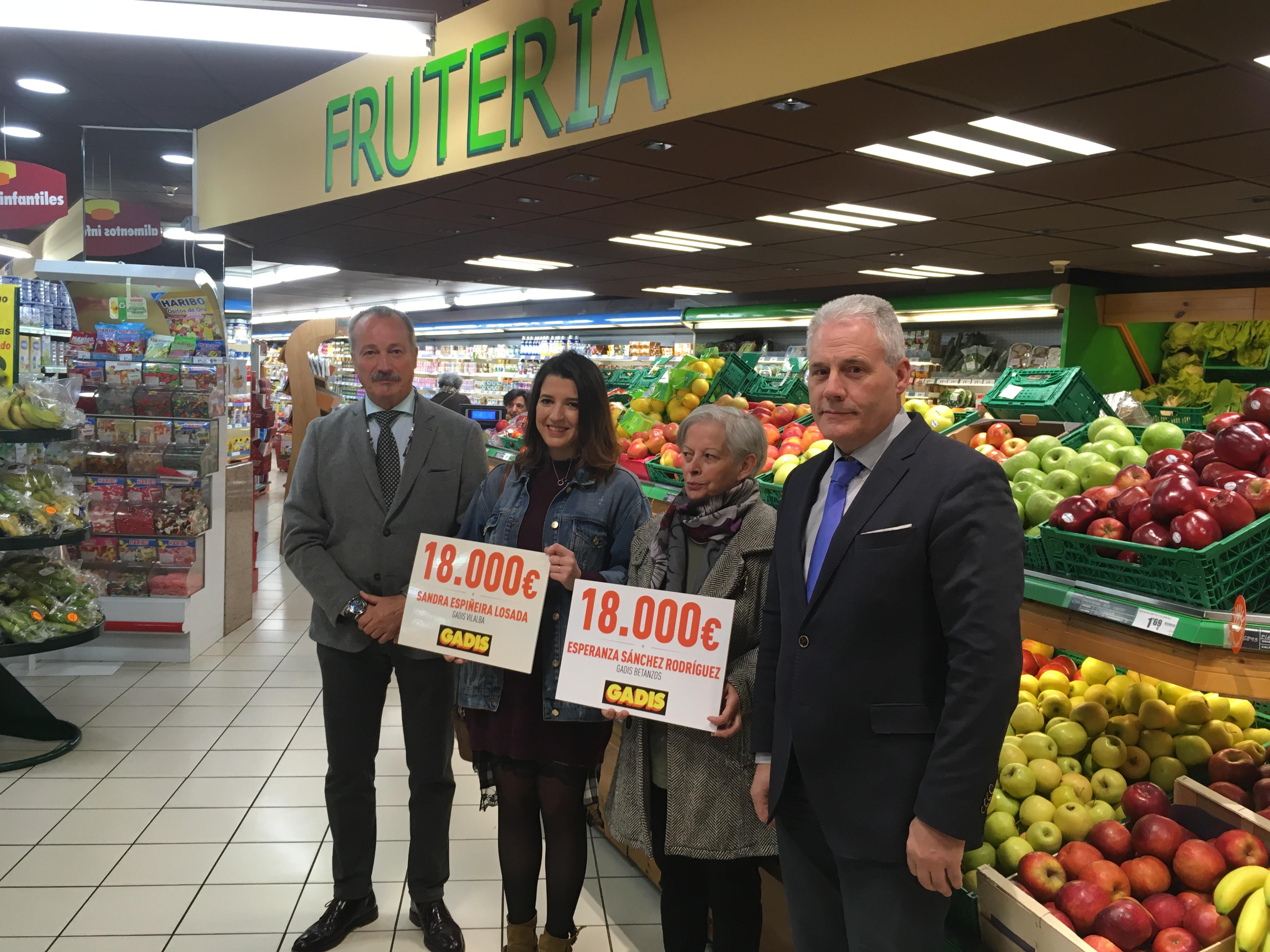 GADIS ENTREGA 36.000 EUROS EN DOS SUELDOS MENSUALES DURANTE UN AÑO TRAS UNA EXITOSA PROMOCIÓN EN GALICIA Y CASTILLA Y LEÓN