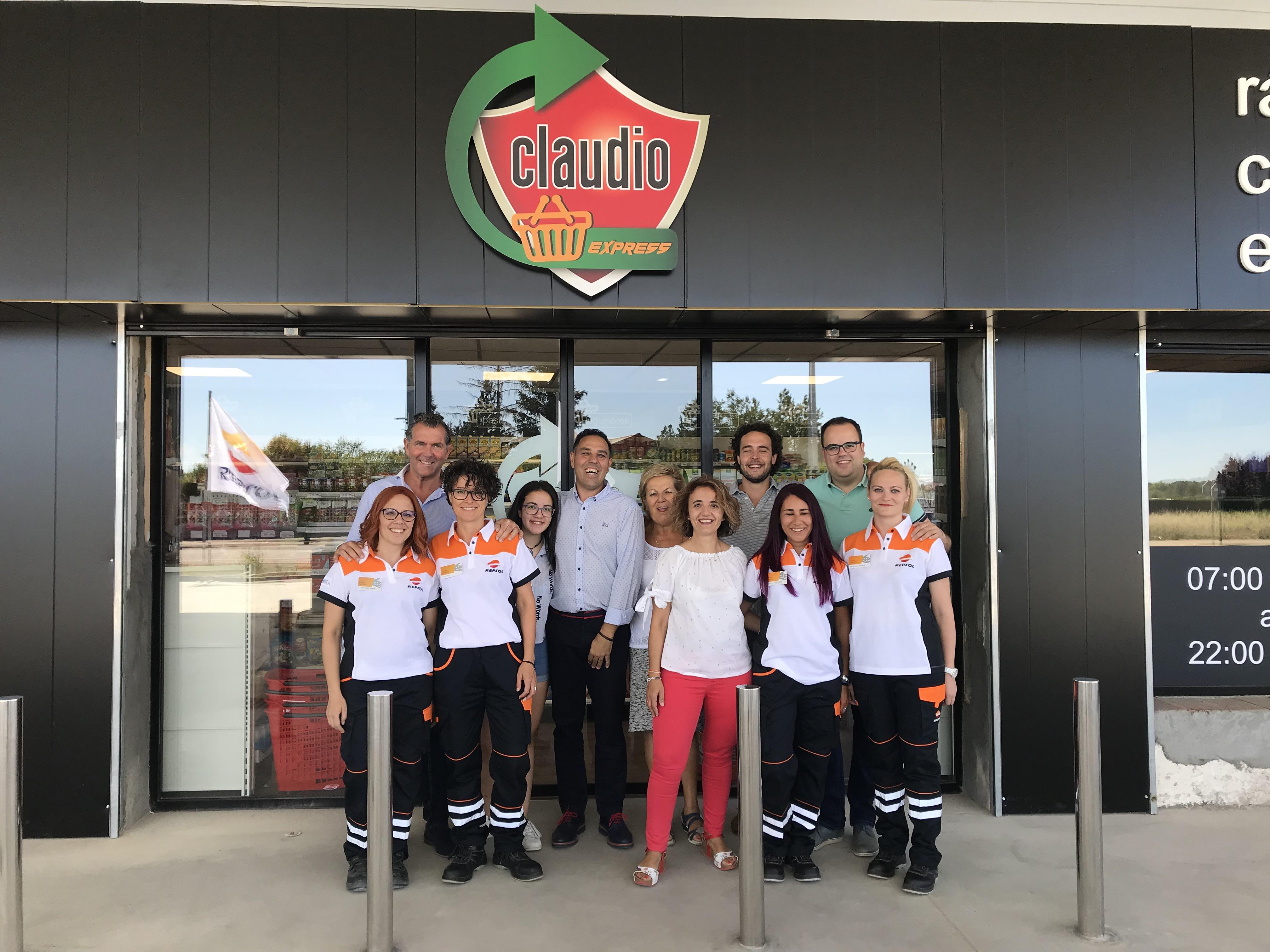 GADISA EXTIENDE SU RED DE FRANQUICIAS CON LA APERTURA DEL  12º CLAUDIO EXPRESS DE 2019