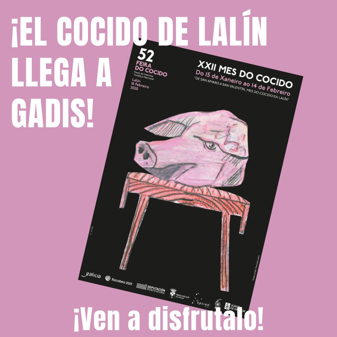 ¡El Cocido de Lalín llega a Gadis!
