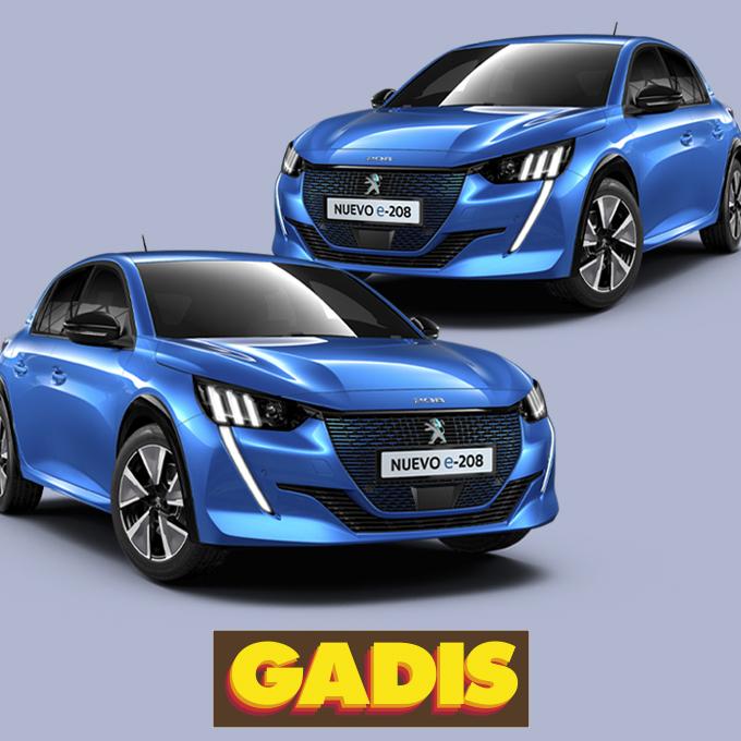 ¡En supermercados Gadis sorteamos dos coches eléctricos!