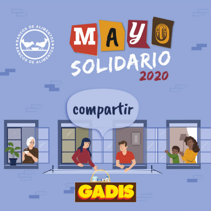 8º EDICIÓN DE MAYO SOLIDARIO