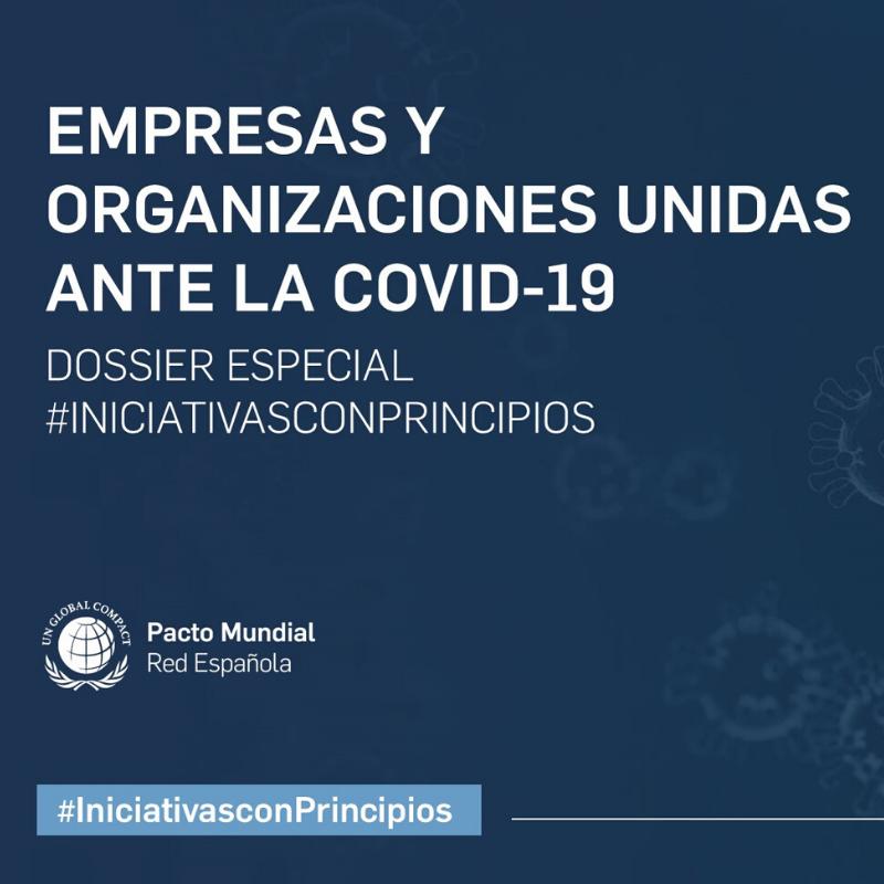#IniciativasConPrincipios del Pacto Mundial de la Red Española de las Naciones Unidas