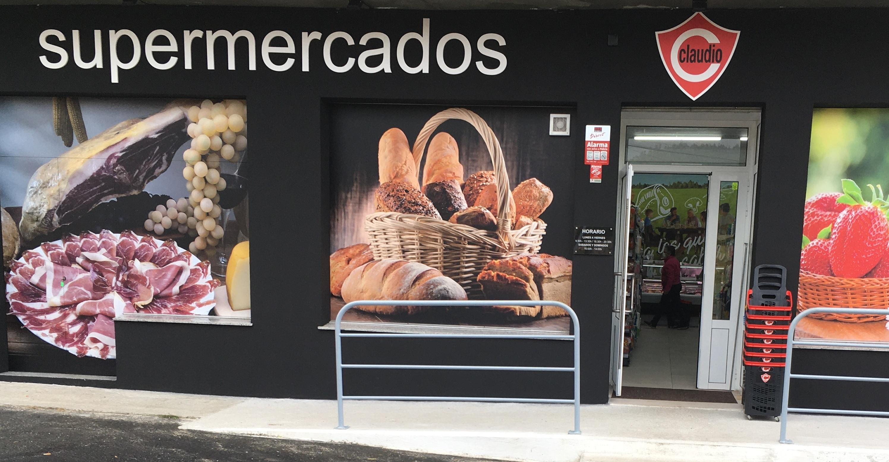 SUMAMOS 190 CLAUDIO FRANQUICIADOS CON UNA APERTURA EN A BAÑA