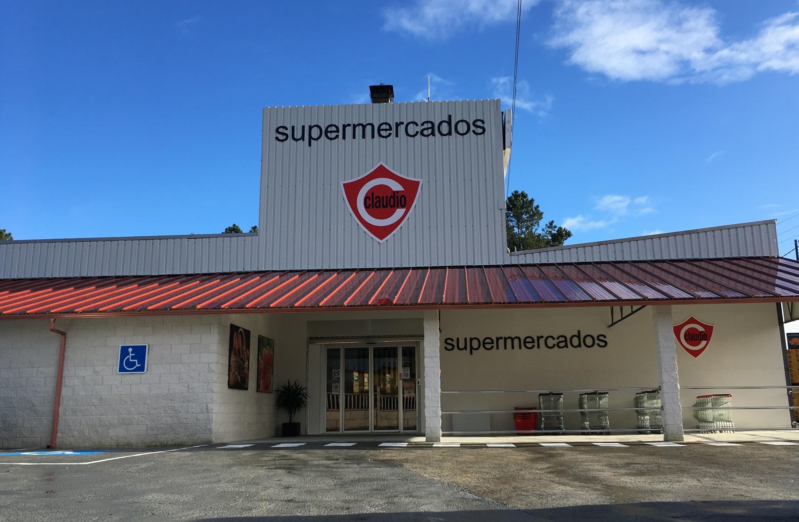 O CARBALLIÑO CONTA CUN NOVO SUPERMERCADO CLAUDIO FRANQUIADO