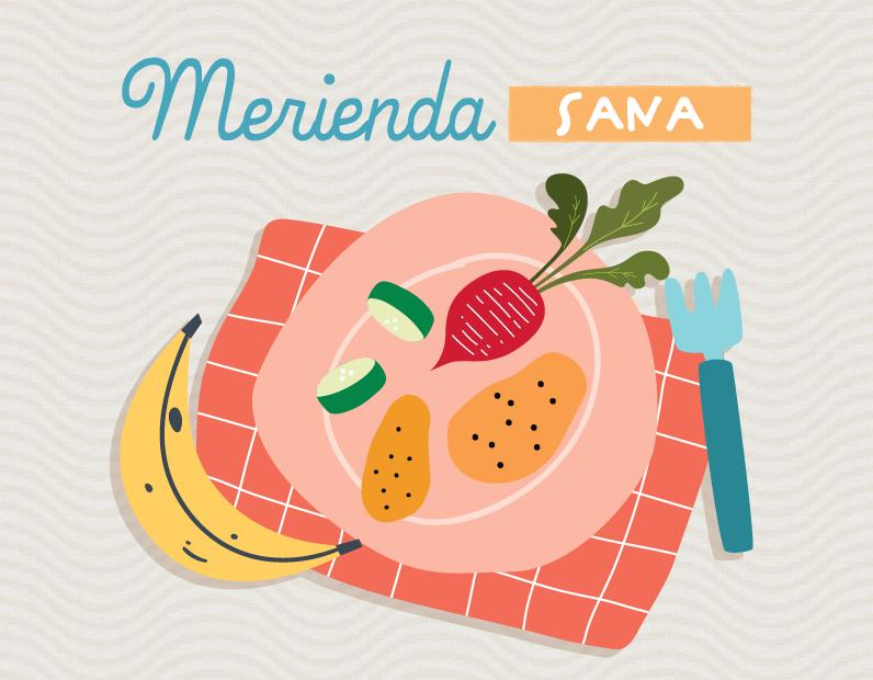 MERIENDAS SANAS: Pudding de chía y chips de verduras