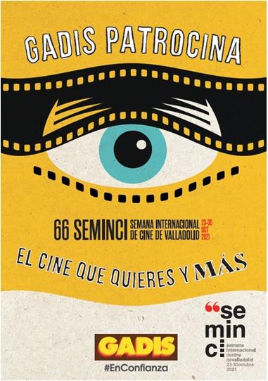 REGALAMOS INVITACIONES PARA ACUDIR A LA 66ª EDICIÓN DE SEMINCI